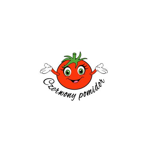 rostar - loga logotypy - czerwony pomidor