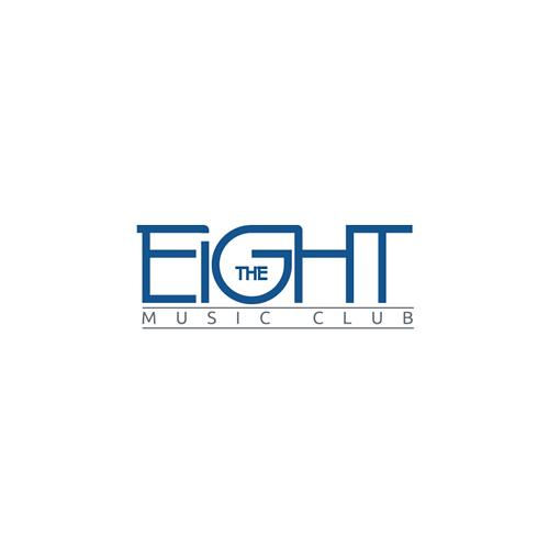 rostar - loga logotypy - eight music club