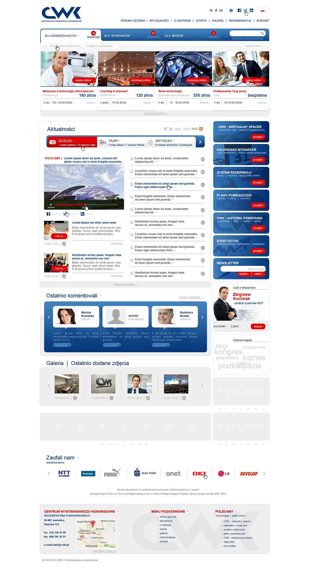 rostar - strony sklepy internetowe - cwk