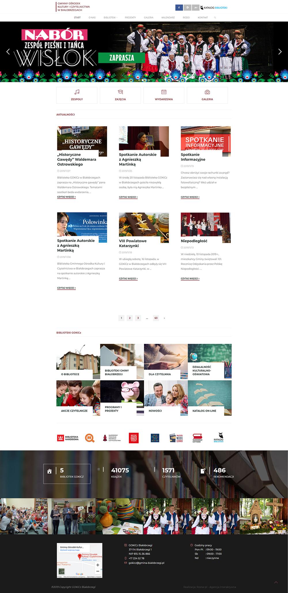 rostar - strony sklepy internetowe - gokicz bialobrzegi