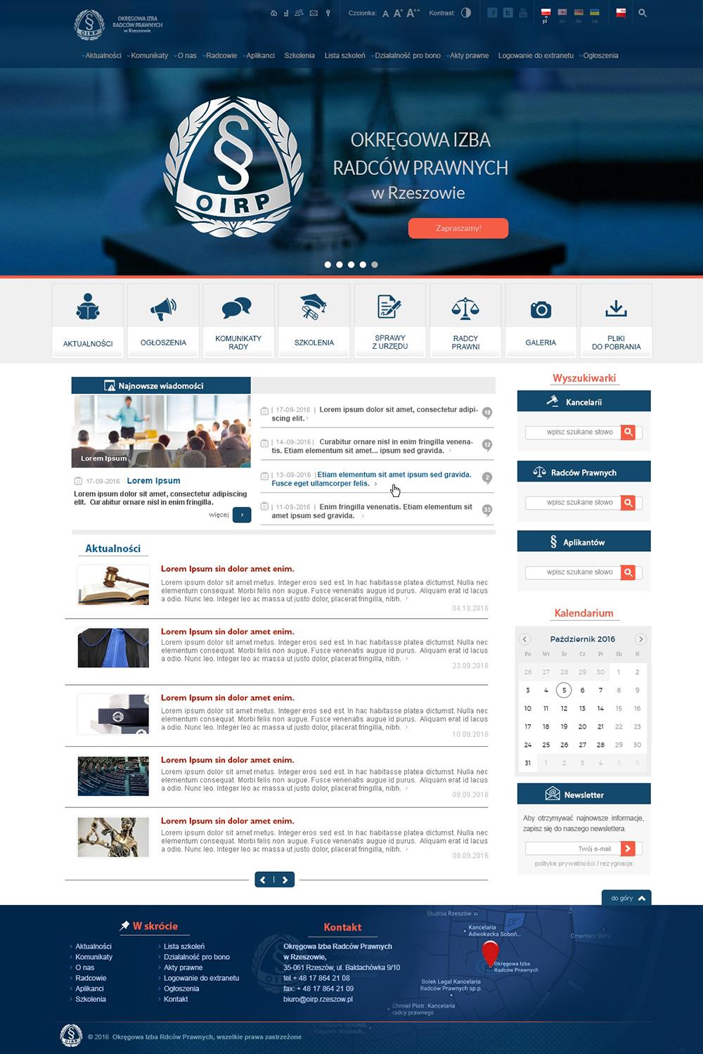 rostar - strony sklepy internetowe - oirp