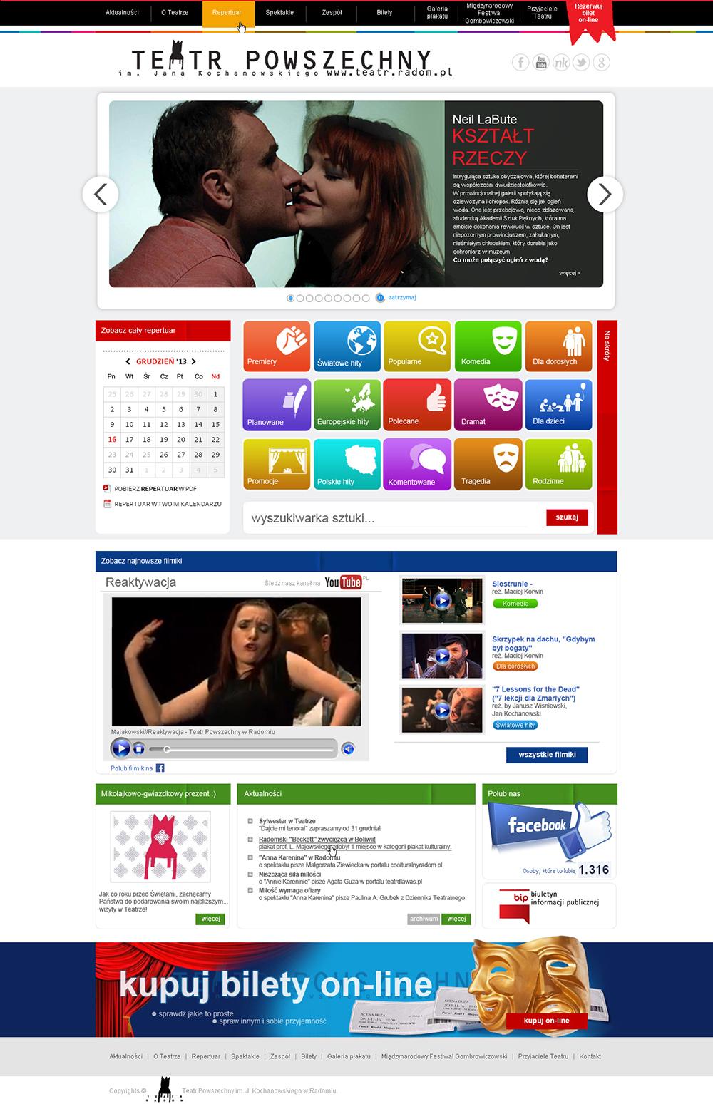 rostar - strony sklepy internetowe - teatr-powszechny