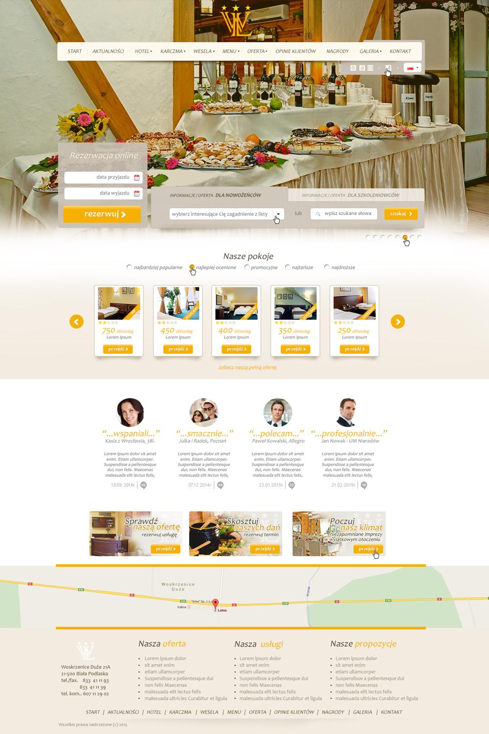 rostar - strony sklepy internetowe - wostim www
